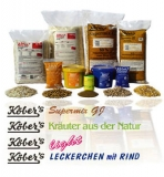 Köbers Erfolgsquartett groß 37,5 Kg kostenloser Versand
